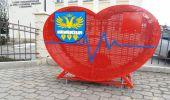 Powiat Brzozowski otworzył serce (nakrętkowe)
