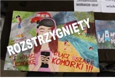 """""""Bezpieczne Wakacje"""" – konkurs plastyczny"""