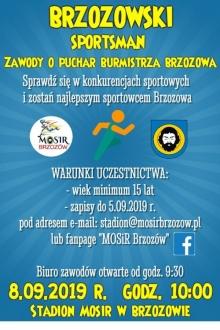 Brzozowski Sportsman