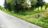 Potrącenie 12-letniego rowerzysty w Dydni