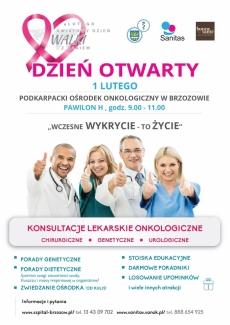 Onkologia - Dzień otwarty
