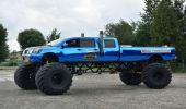 Monster Truck z Dynowa również pomaga Kubusiowi!