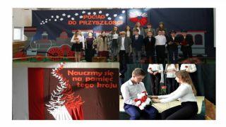 Obchody Święta Niepodległości w regionie brzozowskim