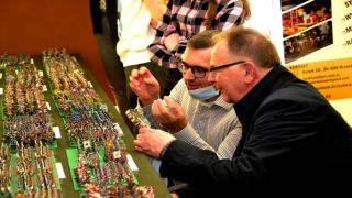 """""""Armie świata w miniaturze"""". Wystawa czasowa w brzozowskim Muzeum Regionalnym"""