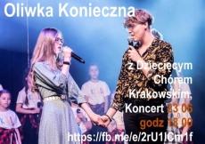 Oliwka Konieczna i Krakowski Chór Dziecięcy - koncert