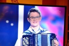 Dawid Siwiecki w Virtuosos Talent Show Virtuosos V4+