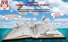 Konkurs czytelniczy w gminie Nozdrzec
