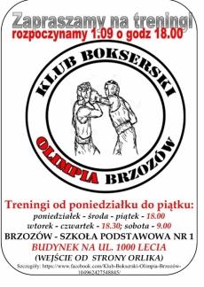 Klub Bokserski Olimpia Brzozów