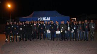 """""""EGIDA-19""""-  w Komendzie Powiatowej Policji w Brzozowie"""