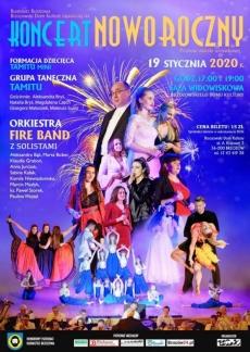 Koncert Noworoczny w BDK