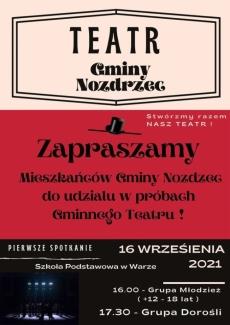Teatr Gminy Nozdrzec