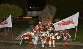 38. rocznica wprowadzenia Stanu Wojennego - obchody w Brzozowie