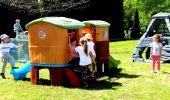 Nowy plac zabaw dla dzieci przy Zespole Szkolno-Przedszkolnym w Domaradzu