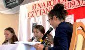 Narodowe Czytanie w Golcowej