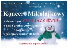 Koncert Mikołajkowy w Jasienicy Rosielnej