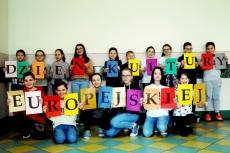 Dzień Europejski w Szkole Podstawowej w Brzozowie