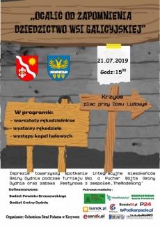 Krzywe, turniej wsi