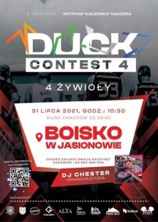 Duck Contest 4 Jasionów 2021
