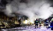 Pożar w Grabownicy Starzeńskiej
