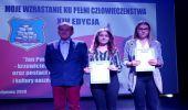 """Uczniowie  ZSZ w Dynowie laureatami konkursu  """"Moje wzrastanie ku pełni człowieczeństwa"""""""