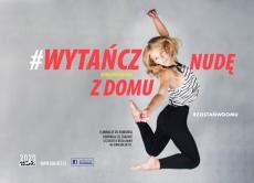 """""""Wytańcz nudę z domu"""" konkurs BDK"""