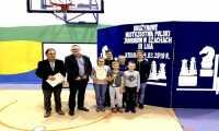 Drużyna juniorów UKS z SP1 w Brzozowie awansowała do II ligi szachowej