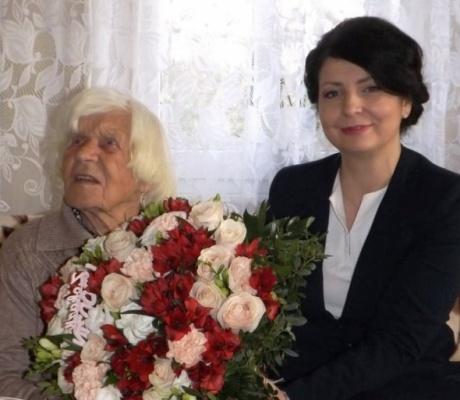 Setne urodziny Pani Stanisławy!