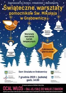 Świąteczne warsztaty - Grabownica