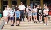 Prymusi szkół z gminy Nozdrzec już wypoczywają na kolonii