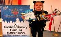 Brzozowscy szachiści zdominowali turniej w Lesku