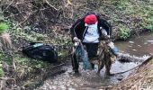 Operacja Czysta Rzeka; czystsze obrzeża Sanu w gminie Dydnia