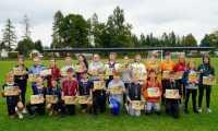 Szkolne mistrzostwa powiatu w lekkiej atletyce