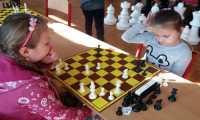 Walentynkowy Turniej Szachowy w Dąbrówce Starzeńskiej