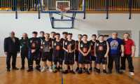 Młodzi koszykarze z Humnisk w czwórce najlepszych na Podkarpaciu