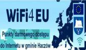 W gminie Haczów uruchomiono Internet o wysokich parametrach