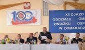 OSP w gminie Domaradz ma nowe władze