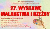 27 Wystawa Malarstwa i Rzeźby Jasienica Rosielna