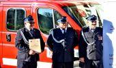 Lekki samochód ratowniczo-gaśniczy dla OSP Temeszów