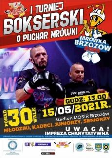 I Turniej Bokserski - Brzozów 2021