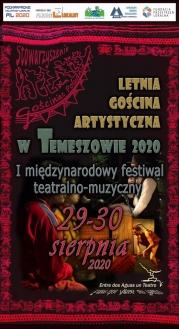 Temeszów. Letnia Gościna Artystyczna