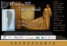 ART Temeszów. Teatralne wędrówki