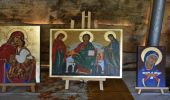 """""""W hołdzie Tomkowi..."""" - wystawa rzeźby i finisaż wystawy ikon """"Oblicza Niewidzialnego"""" w Małym Skansenie"""