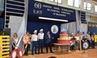 60 lat Zespołu Szkół Budowlanych w Brzozowie