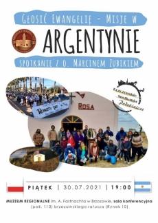 Argentyna w Muzeum Regionalnym