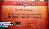 Wyśpiewali trzy nagrody w Międzynarodowym Konkursie Kolęd i Pastorałek w Kalwarii Pacławskiej